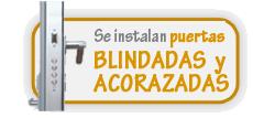 puertas blindadas acorazadas barcelona